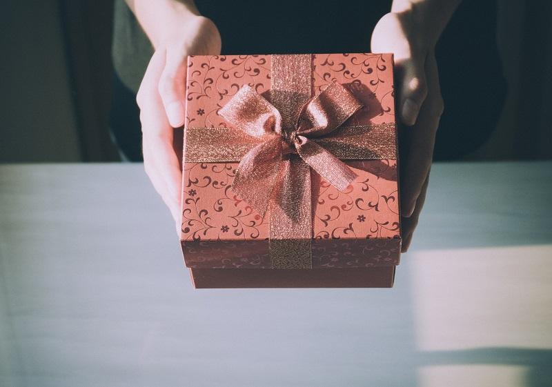 Besondere Geschenke zur Einweihung