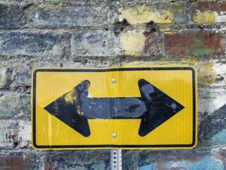 MIt Schildern das Revier markieren
